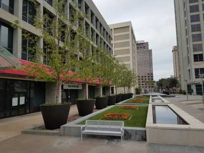 Downtown San Jose: Cityview Plaza
